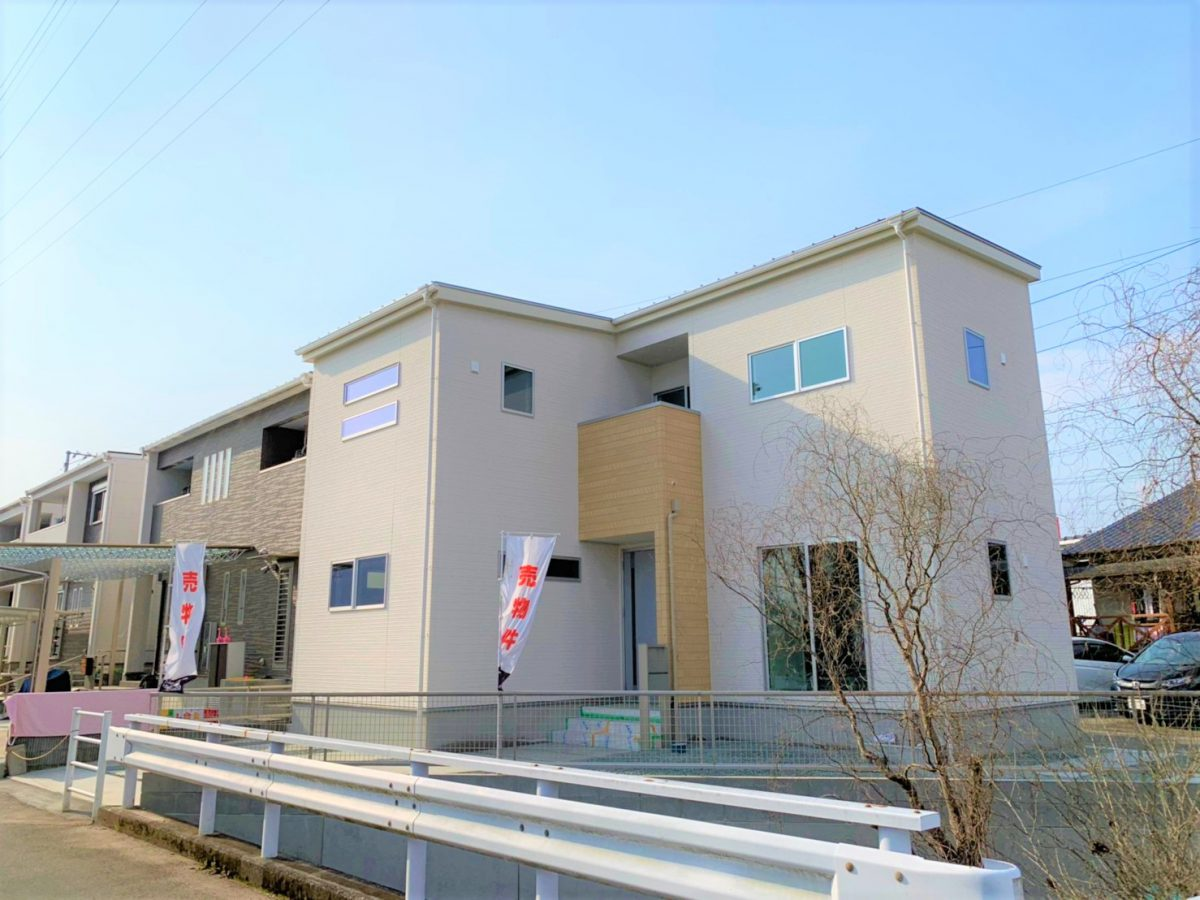 【東野】 新築戸建て