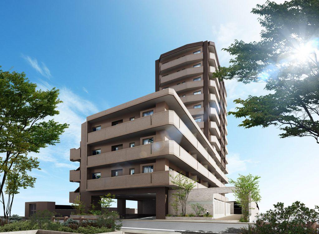 【本山町】 マンション 9階部分