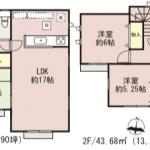 【出水8丁目】1号棟 新築戸建
