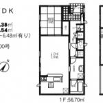 【戸島第2(Ⅰ期)】3号棟