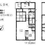 【戸島第2(Ⅰ期)】5号棟 新築戸建