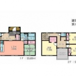 【御幸木部第2】1号棟 新築戸建