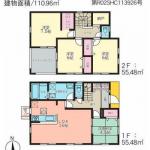 【会富町第3】2号棟 新築戸建