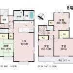 【戸島7丁目】B号棟 新築戸建